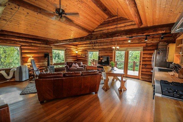 Vivere in una casa prefabbricata in legno