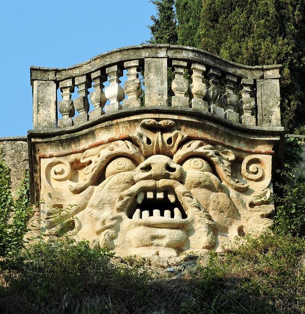 Giardini all'italiana: i principi della composizione